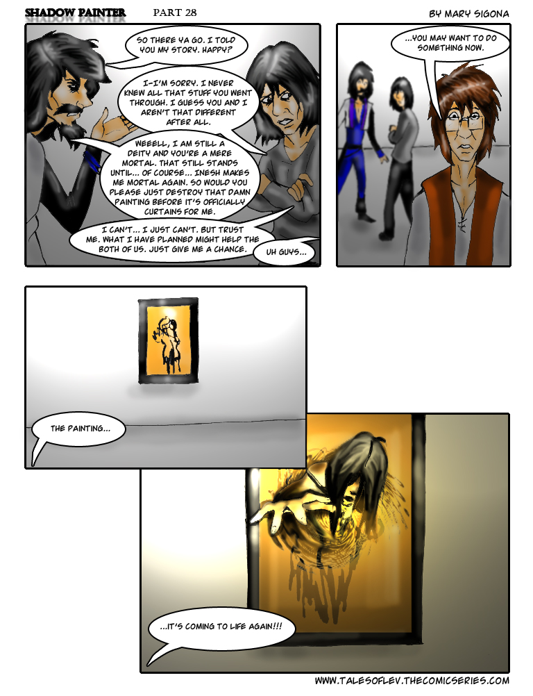 Shadow Painter: Part 28
